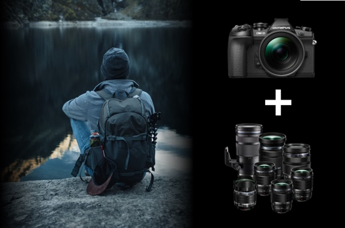 Olympus launches OM-D E-M1 Mark II promotion: Cashback offer