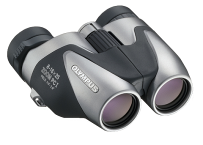 8-16x25 Zoom PC I, Olympus, Leisure Binoculars