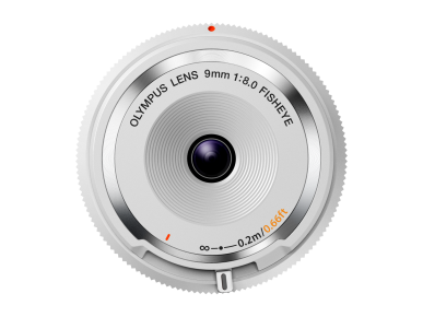 Body Cap Lens 9mm 1:8.0, Olympus, System Cameras , PEN & OM-D Accessories