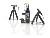 DM-550 Conference Kit, Olympus, Audio Recording